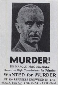 The Mac Michael wanted poster