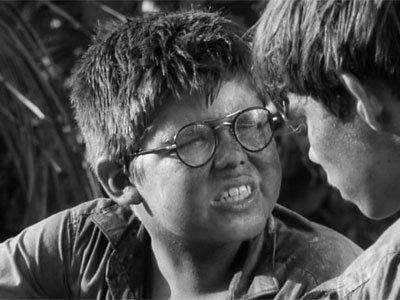 who played piggy in lord of the flies in 1963