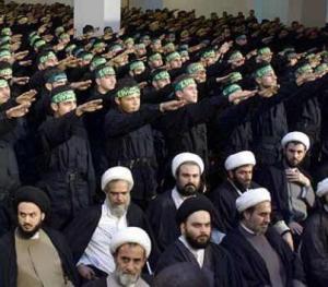 Hezbollah on parade