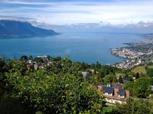 The view from Glion – yet another case in which we outsmart ourselves?