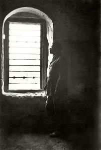 Jabotinsky in Acre Prison, 1920: Perfidious Albion knew whom to blame