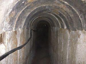 Gazan Terror Tunnel