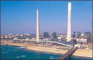 The Ashkelon Power Plant