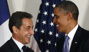 Obama and Sarkozy in Cannes: No hint of an apology ever came from either Washington or Paris