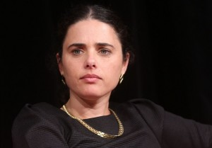 Ayelet Shaked: Scathing scorn was heaped on her – whether in the Paritzky or Rozin idiom