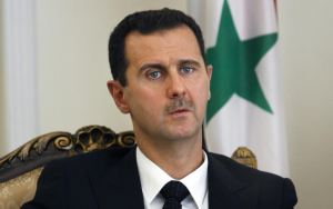 The teetering Bashar Assad- Not the dependable despot the West once assumed him to be.